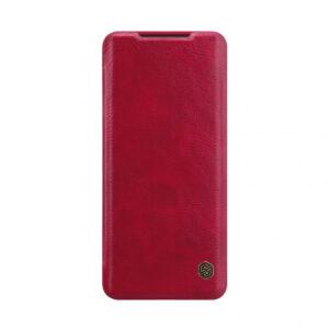 Kožna Samsung S20 futrola crvena (77259)