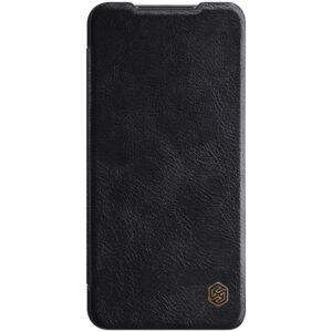 Kožna Redmi Note 9 futrola crna (82737)