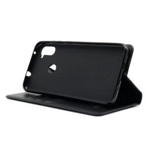 Samsung A11 preklopna futrola crna (F85122)