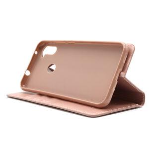 Samsung A11 preklopna futrola roze (F86002)