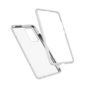 Huawei P40 Pro magnetna maska 360° srebrna (80621)