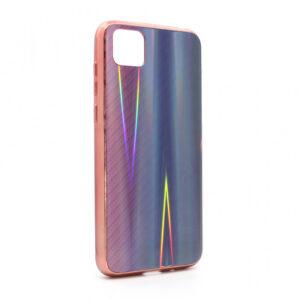 Huawei Y5p maska Karbon Glass pink (84013)
