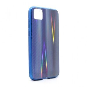 Huawei Y5p maska Karbon Glass plava (84014)