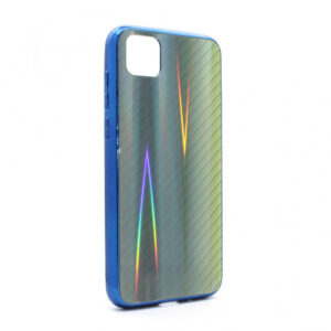 Huawei Y5p maska Karbon Glass zelena (84015)