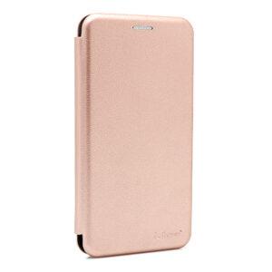 Futrola na preklop Moto G8 Power Lite roze (F86239)