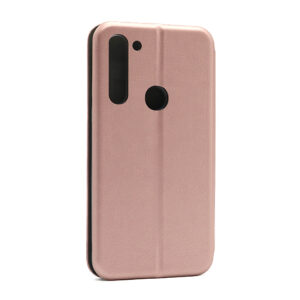 Futrola na preklop Motorola Moto G8 Power roze (F86240)