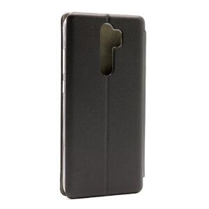 Futrola na preklop Redmi Note 8 Pro crna (F82316)
