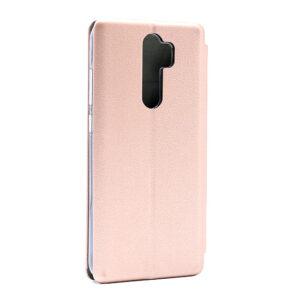 Futrola na preklop Redmi Note 8 Pro roze (F82317)