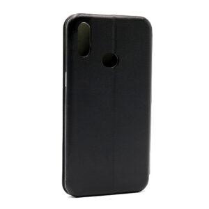 Futrola na preklop Samsung A10s crna (F82308)