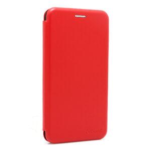 Futrola na preklop Xiaomi Redmi 9 crvena (F86253)