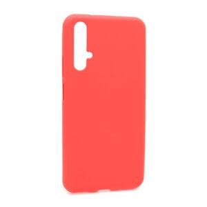Huawei Nova 5T maska crvena mat (F79571)