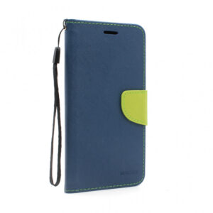Huawei P Smart 2020 futrola preklopna teget (83090)