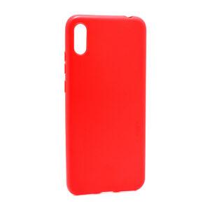 Huawei Y6 maska crvena od silikona (F79571)