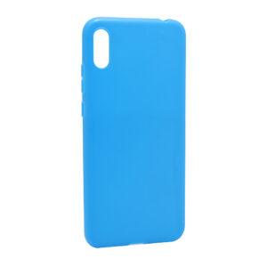 Huawei Y6 maska svetlo plava od silikona (F79559)