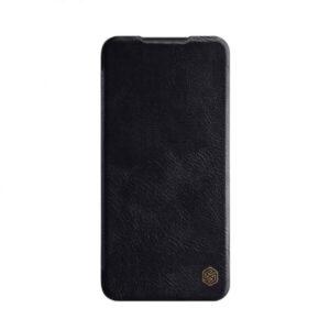Kožna Futrola za Redmi Note 8 Pro crna (74504)