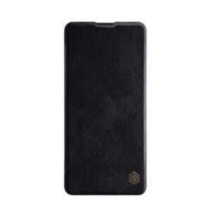 Kožna Futrola za Samsung Note 10 Lite crna (76865)
