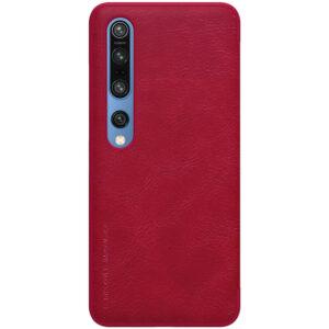 Kožna Futrola za Xiaomi Mi 10 Pro crvena (81607)