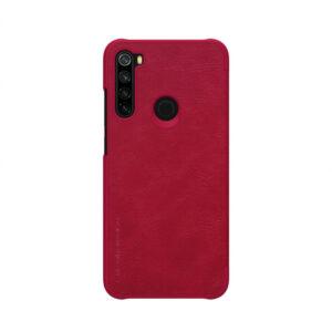 Kožna Futrola za Xiaomi Redmi Note 8 crvena (75338) (Copy)