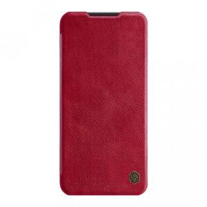 Kožna Futrola za Xiaomi Redmi Note 8T crvena (77742)