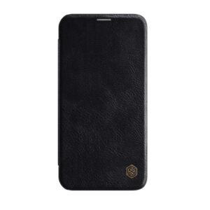 Kožna Futrola za iPhone 12 Mini crna (85857)