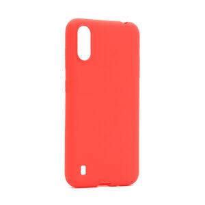 Samsung A01 maska crvena mat (F85220)