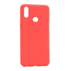 Samsung A10s maska crvena mat (F83945)