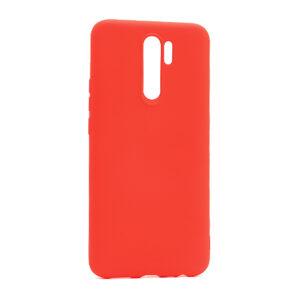 Xiaomi Redmi 9 maska crvena mat (F86311)