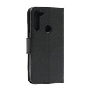 Motorola Moto G8 futrola preklopna crna (F86487)