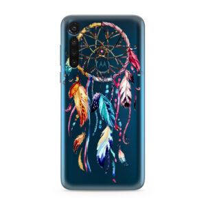Print maska za Motorola Moto G8 hvatač snova (F87121)