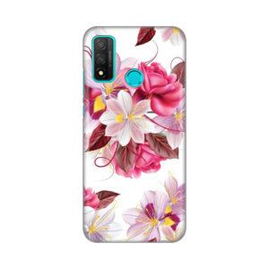 Print maska za Huawei P Smart 2020 cveće (016953)