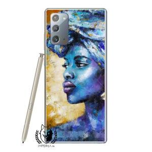 Print Maska Samsung Note 20 Afrika
