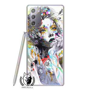 Print Maska Samsung Note 20 Imaginary