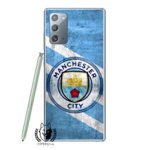 Print Maska Samsung Note 20 Man City