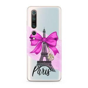 Print maska za Xiaomi Mi 10 Pro Pariz (F85406)