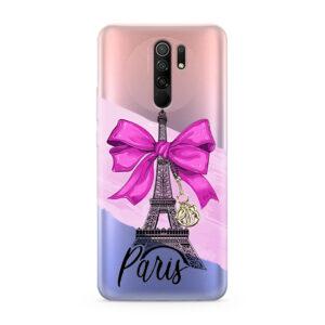 Print maska za Xiaomi Redmi 9 Pariz (F87163)