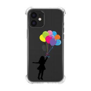 Print maska za iPhone 12 Mini Balon (017273)