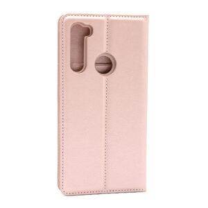 Xiaomi Redmi Note 8 preklopna futrola roze (F81697)