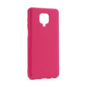 Redmi Note 9S maska pink mat (84273)