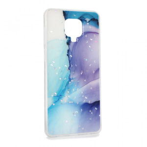 Xiaomi Redmi Note 9s maska lila plava ART (83902)