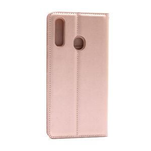 Samsung A20s preklopna futrola roze (F85126)