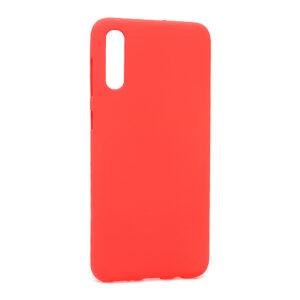 Samsung A30s maska crvena mat (F73688)