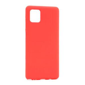 Samsung Note 10 Lite maska crvena mat (F83988)