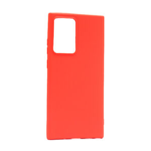 Samsung Note 20 Ultra maska crvena mat (F87070)