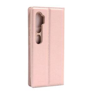 Xiaomi Mi Note 10 preklopna futrola roze (F83770)