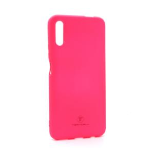 Huawei P Smart Pro 2019 maska pink mat (74162)