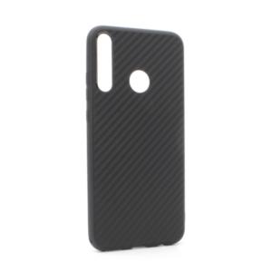 Huawei P40 Lite E maska karbon crna mat (82063)