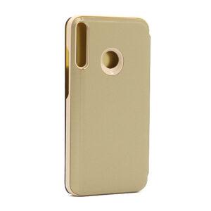 Huawei P40 Lite E pametna futrola zlatna (F85966)