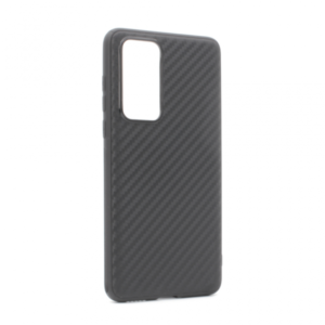Huawei P40 maska karbon crna mat (82060)