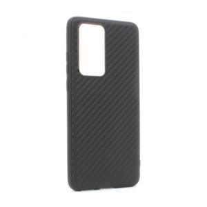 Huawei P40 Pro maska karbon crna mat (82061)