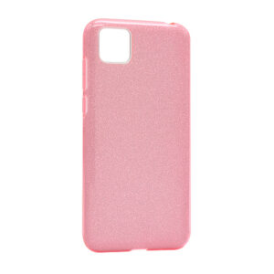 Huawei Y5p maska roze sa šljokicama (F87094)